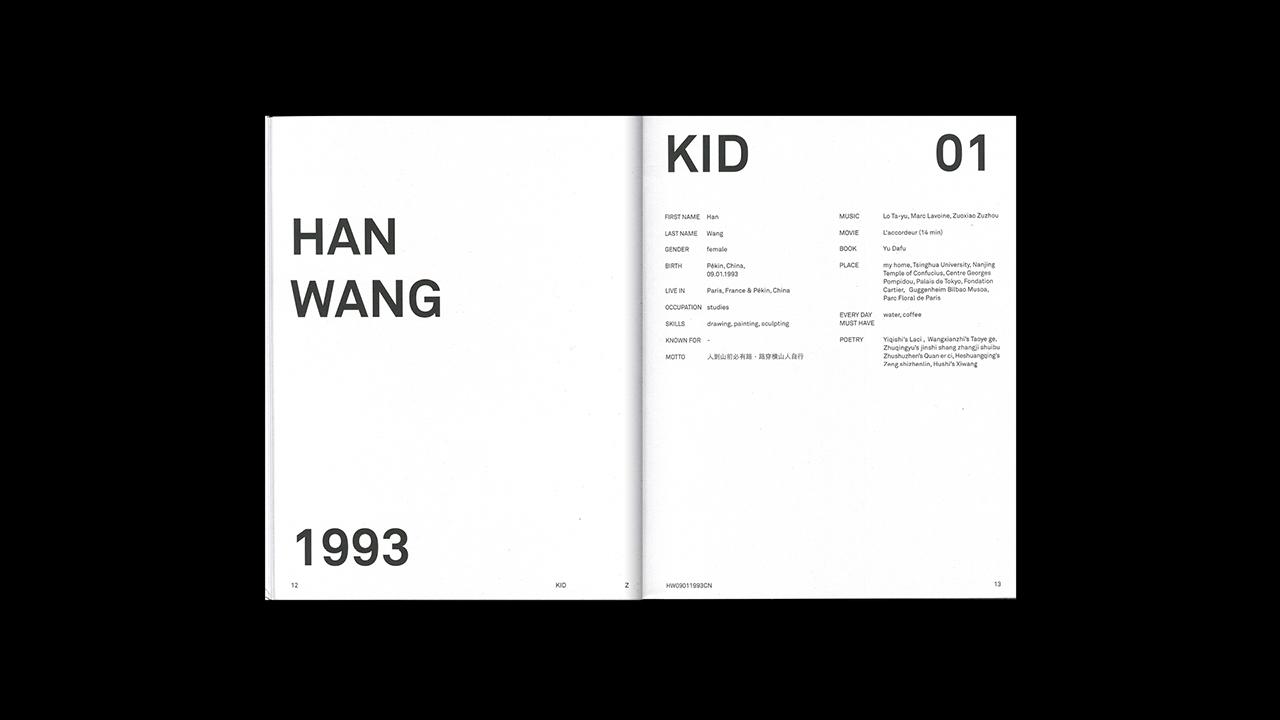 Studio Fire Work, projet Kidz 2020, éditeur Yard, direction H5, Édition, Han Wang