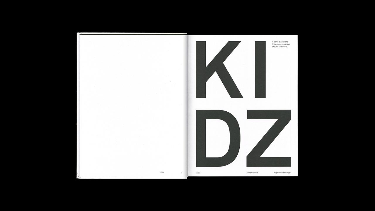 Studio Fire Work, projet Kidz 2020, éditeur Yard, direction H5, Édition